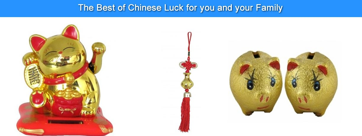 Oriental Lucky Charms