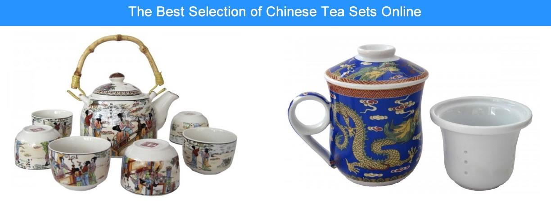 Oriental Tea Sets
